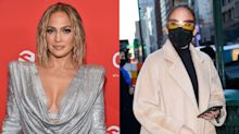 We're obsessed with Jennifer Lopez's $26 jewel-encrusted face mask