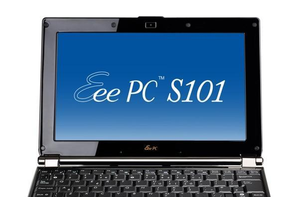 ASUS Eee PC S101 reviewed: sexy, but not worth the premium