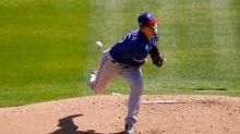 Arihara's Spring Debut For Rangers Is 2 Shortened Innings