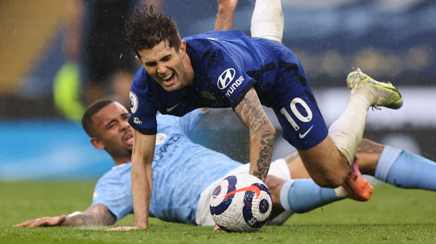 Chelsea rallies to beat Manchester City