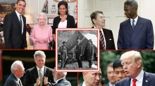 In Pictures: Tallest U.S. Presidents in History