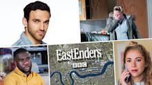 Next week on 'EastEnders': Kush's exit revealed, plus romance for Bernie, Nancy has big secrets (spoilers)