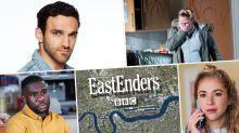 Next week on 'EastEnders': Kush's exit revealed, plus romance for Bernie, Nancy has big secrets (spoilers)