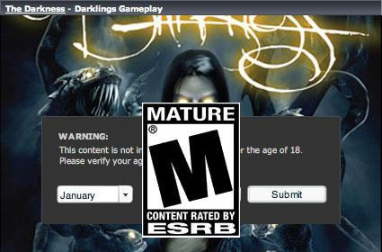 ESRB seeks to rate game trailers [update]