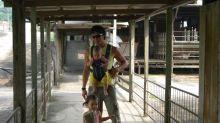 Opinion: Celebrity host Allan Wu on teaching his kids to walk