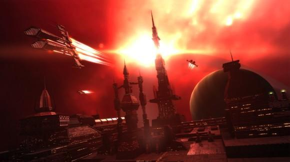 EVE Online player run bank 1.2 trillion ISK in the red, freezes all accounts