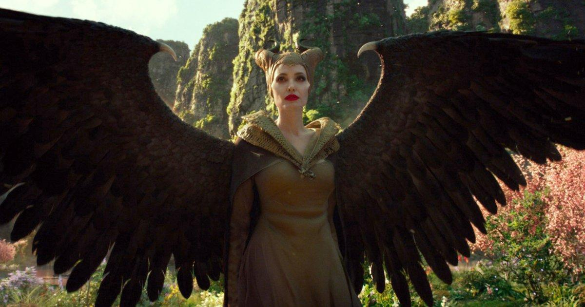 Angelina Jolie Wages Fairy Warfare In Maleficent Mistress