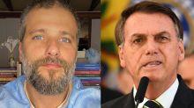 Gagliasso compara Bolsonaro com Maduro e debocha de ministros