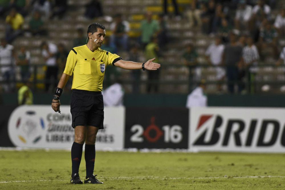 Los árbitros para la Fecha 13 de Paraguay