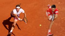 History beckons for Novak Djokovic and StefanosTsitsipas with the French Open title on the line