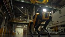 Hyundai puts Boston Dynamic's Spot robot to work as a factory safety inspector