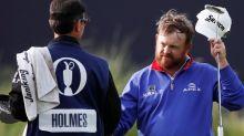 British Open : Holmes leader, Langasque placé, McIlroy et Woods plongent
