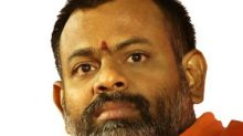 'No place for Hindus in Hindustan,' claims Swami Paripoornananda, BJP's likely CM face for Telangana polls
