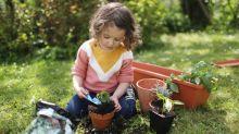 Easiest ways to get children into gardening