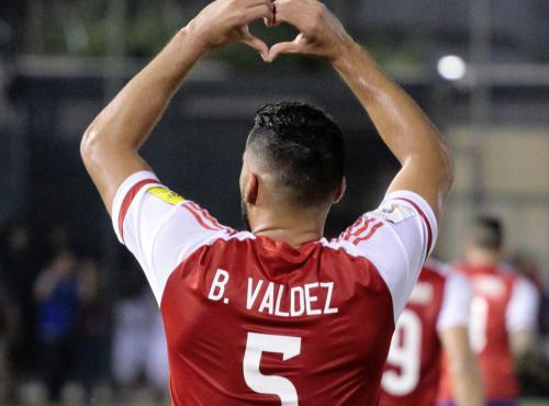 """Bruno Valdez: """"Pusimos corazón y garra"""""""