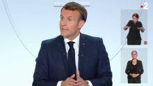 """Coronavirus : Macron préconise """"deux à trois jours de télétravail par semaine"""""""