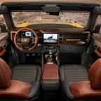 2021 Ford Bronco Interior: Retro Cues, Rugged Looks, And Modern Tech