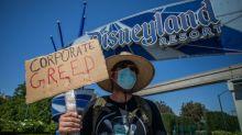 Gavin Newsom Ignores the Desperate Pleas of Hunger-Striking Disney Workers