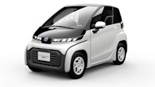 Toyota will debut its tiny city EV at the 2019 Tokyo Motor Show