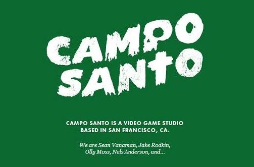 Campo Santo studio formed by former Telltale Games, Klei developers