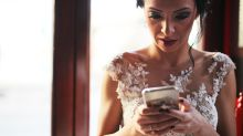 Bride replaces wedding vows with fiancé's cheating text messages