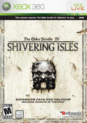 Oblivion's Shivering Isles coming to retail