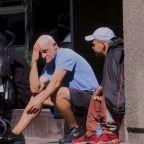 Louisiana evacuees brace for Hurricane Zeta