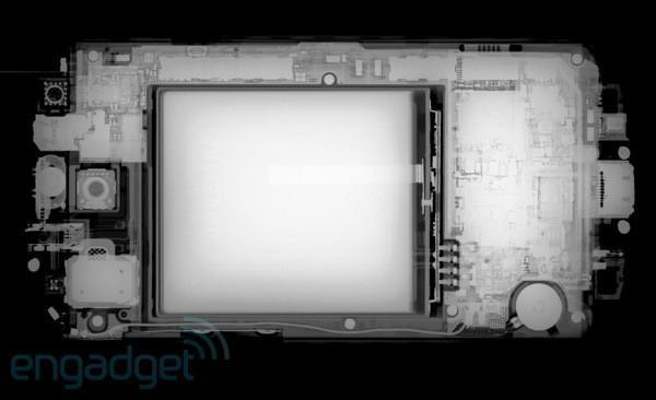 Visualized: Samsung Galaxy S III blasted with X-ray, doesn't gain superpowers
