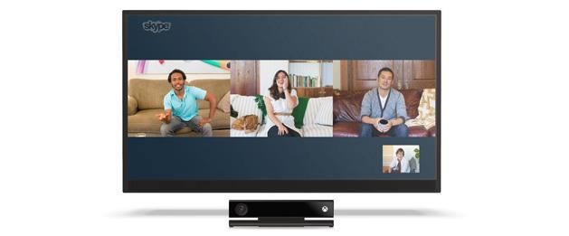 Skype now offers free group video calls on desktop and Xbox One