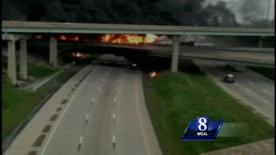 How long will I-81 repairs take?