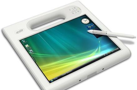 Motion Computing unveils RFID-reading C5 medical tablet PC