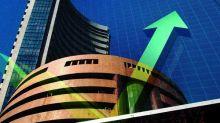 Sensex Ends Higher Ahead Of GDP Data