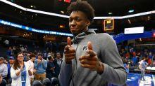 Warriors will draft James Wiseman, not Deni Avdija, Kendrick Perkins says