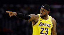 NBA/復賽不急著馬力全開 詹皇:季後賽再開始衝刺