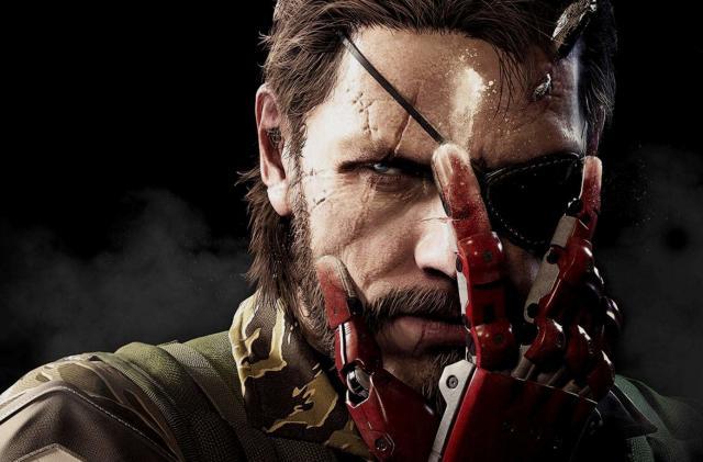Konami announces 'Metal Gear Solid: The Definitive Collection'