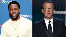 Kevin Hart had coronavirus, jokes he 'couldn't say anything' because of Tom Hanks