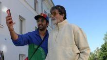 Take a Peek: Big B, Ranbir & Alia Bond on the Sets of Brahmastra