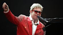 Elton John Reveals He Wore a Diaper Under His Clothes During 2017 Show: 'If Only They Knew'