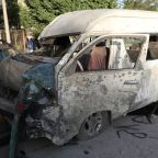 Islamic State kills Afghan journalist, technician in bus blast