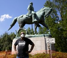 Confederate monuments coming down in Virginia, but 2 prominent Lee statues remain