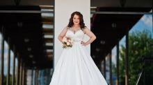 Vestidos de novia ideales para chicas plus-size