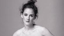 El reivindicativo topless de una de las chicas del cable: Ana Polvorosa