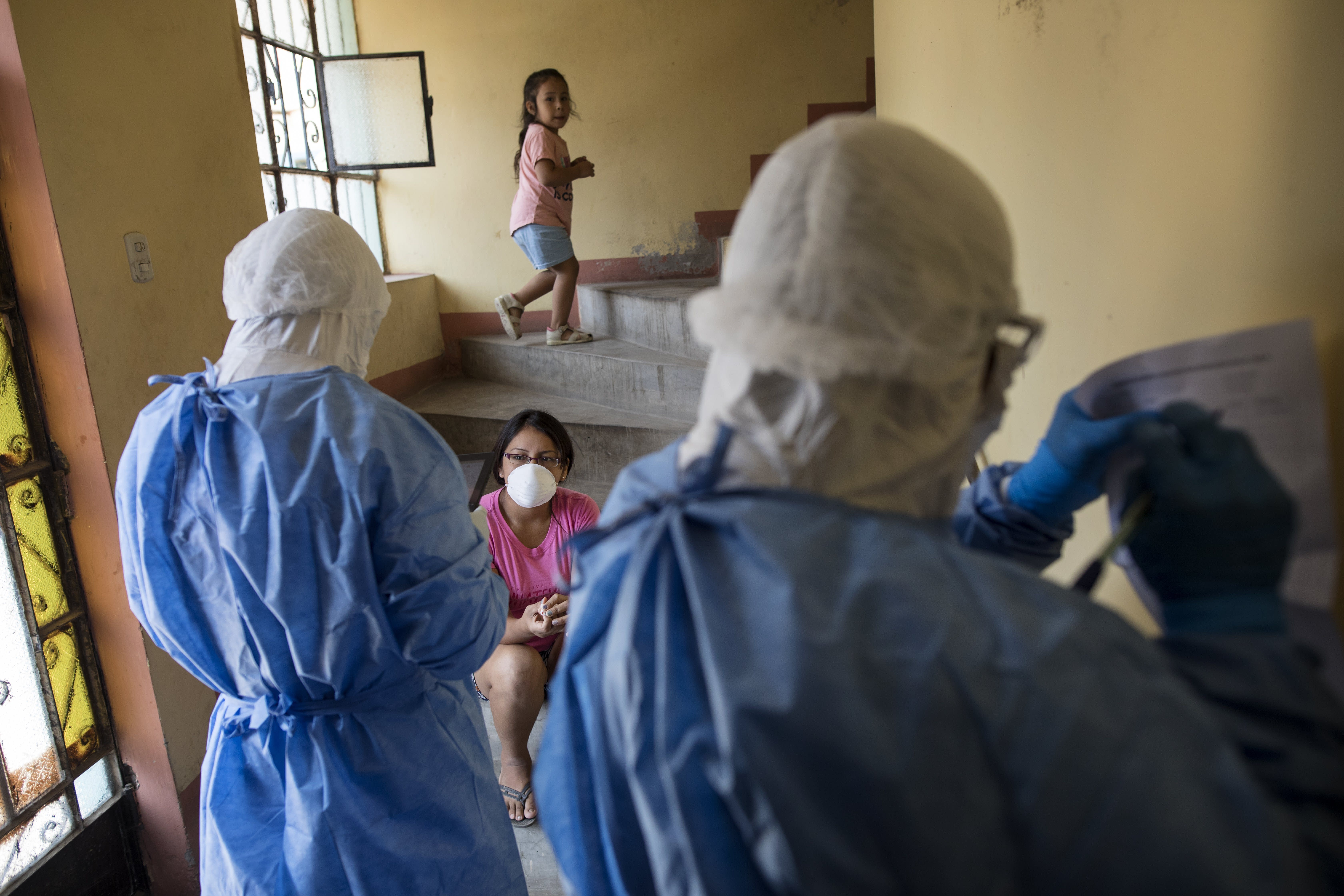 Trump reverses course on power to 'reopen' states amid pandemic