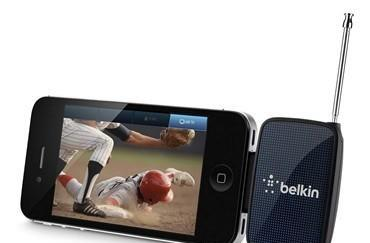 Belkin releases Dyle receivers for iPhone and iPad