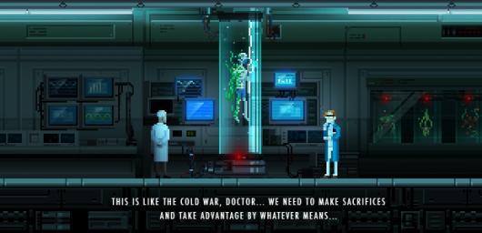 Extraterrestrial puzzle-platformer Paradise Lost to invade Steam, Wii U