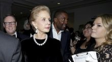 Designer Carolina Herrera laments murder of nephew in Venezuela