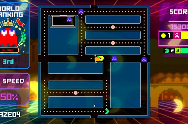 Amazon's multiplayer Pac-Man game is made for Twitch streaming