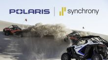 Synchrony and Polaris Extend Consumer Financing Partnership