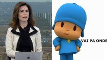 Mãozinha na cintura? Look de Giuliana Morrone vira piada nas redes sociais