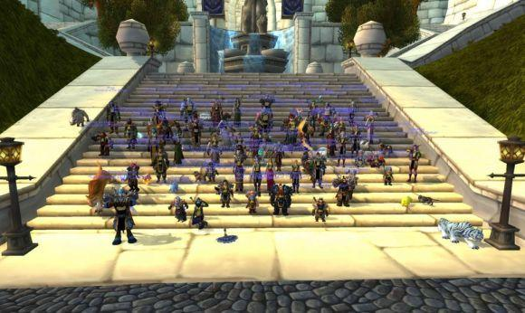 Around Azeroth: The end of the beginning